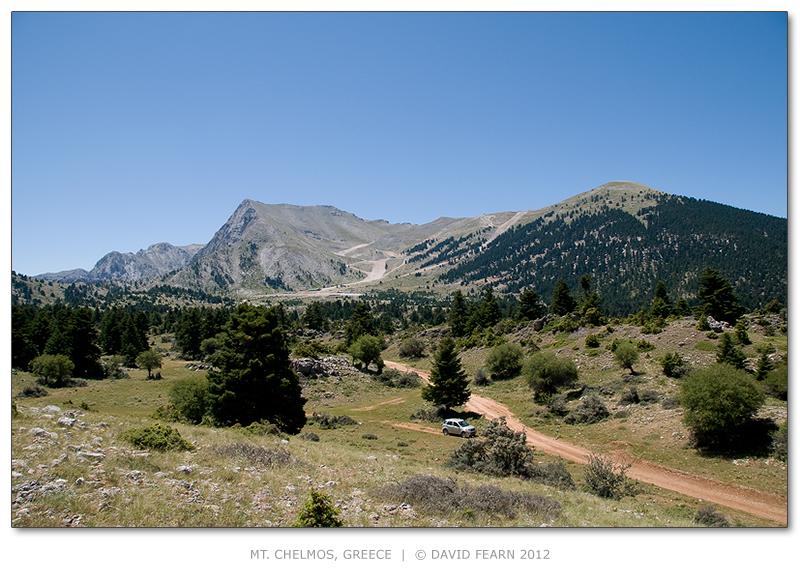 Mt.Chelmos