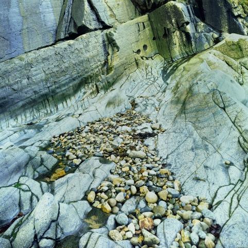 Porth Meudwy Rocks